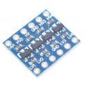 IIC I2C Logic Level Converter Bi- Directional Module 5V to 3.3V for Arduino