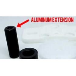 Extensión de aluminio
