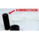Aluminium extension