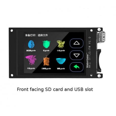 Makerbase TFT35 v1.0 pantalla táctil para control de Impresoras 3D