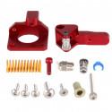 Right side MK8 extruder aluminum block DIY