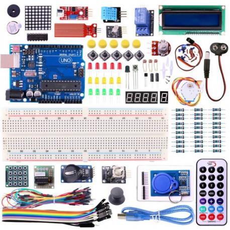 Starter Kit Arduino R3 Plus compatible
