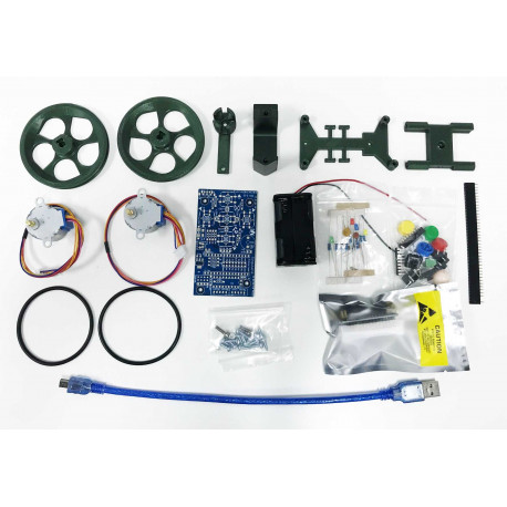 KIT Componentes Robot Escornabot Singularis v2.20