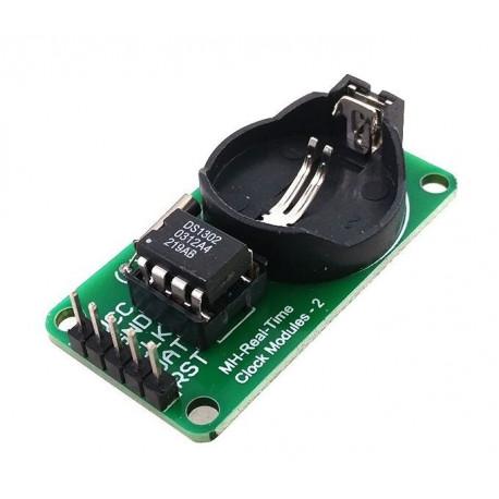 Modulo reloj RTC DS1302 compatible Arduino