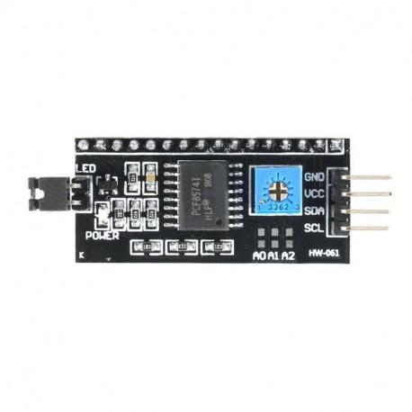 Módulo adaptador IIC/I2C PCF8574