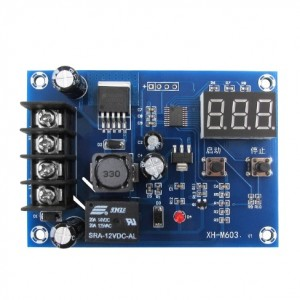 XH-M603 Charging Control Module 12-24V Storage Lithium Battery Charger