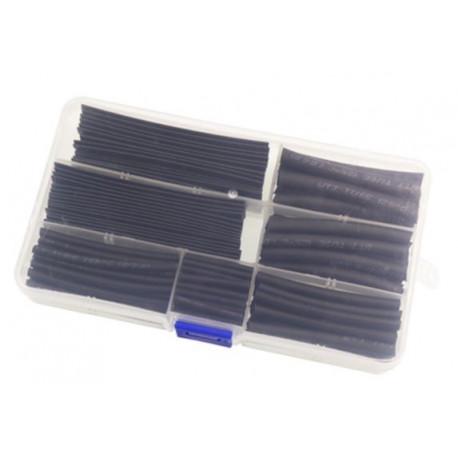 Kit 140 tubos termoretráctiles