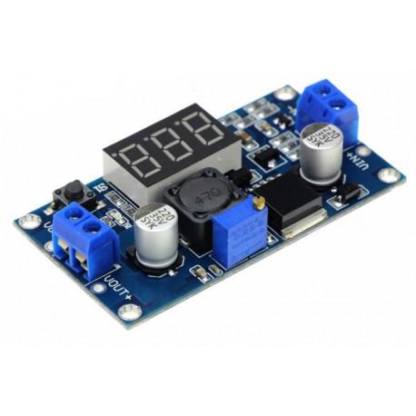 Módulo convertidor de voltaje LM2596S