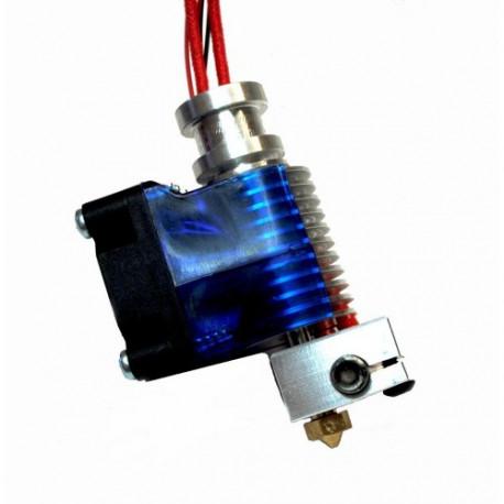 Hotend E3D Full Metal 3mm directo (v6) Full kit