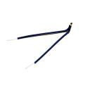 Funda de fibra de vidrio para aislar termistor (100mm)