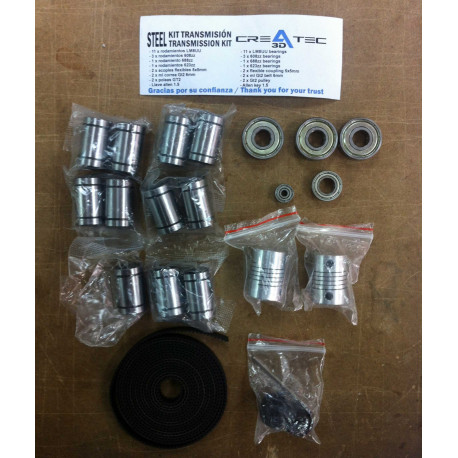 Kit transmisión para Prusa Steel