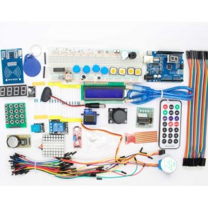 Kit Arduino Uno deluxe compatible