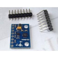 Acelerómetro 3 ejes MMA8452 3-Axis 14 bit precisión