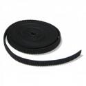 T2.5 timing belt open width 6mm (1 meter)