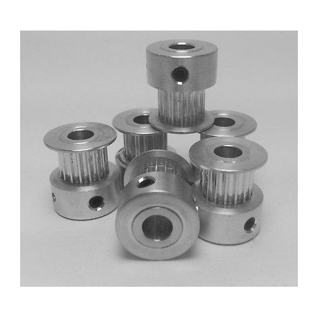 GT2.5 Pulley 5mm bore (1 pc)