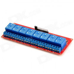 Relay module 8 channel 5V Arduino compatible