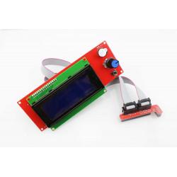 Pantalla 2004 Smart LCD con adaptador para Ramps 1.4
