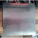 Aluminium piece for heatbed