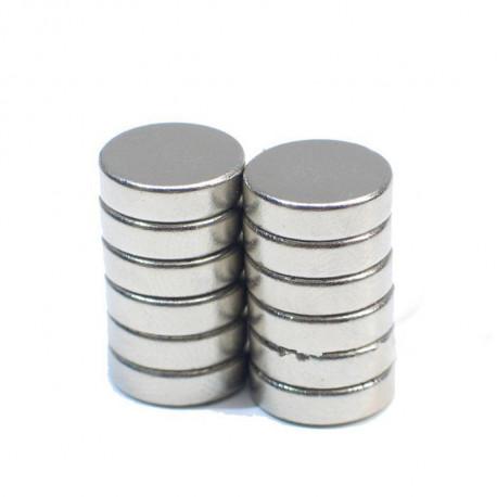 Round Neodymium magnet 5x5mm