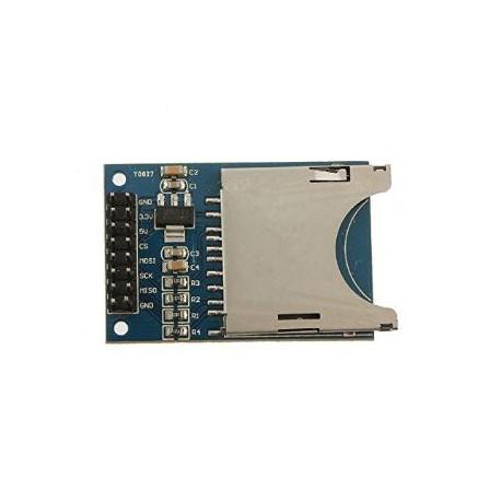 Módulo mp3 compatible con arduino
