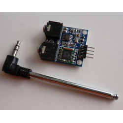 Module for radio arduino compatible