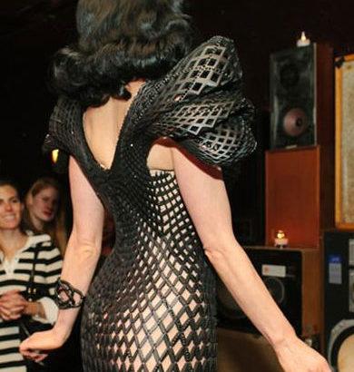 vestido flexible